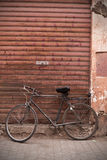 Old bicycle in the Souk. Royalty Free Stock Photography