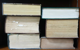 Old big books Stock Image
