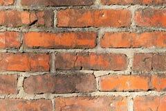 Old big bricks wall background stock image