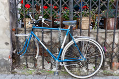 Old bike. Stock Image