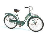 Old Bike Royalty Free Stock Photo