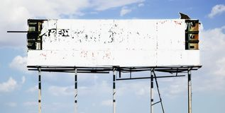 Old Billboard royalty free stock images