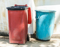 Old bin Stock Images