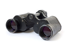 Old binocular Stock Photography