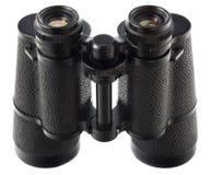 Old binoculars Stock Images