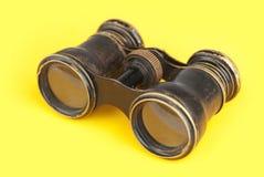 Old binoculars Stock Photography