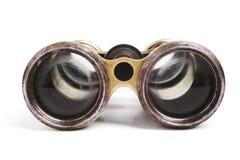 Old binoculars Royalty Free Stock Photography