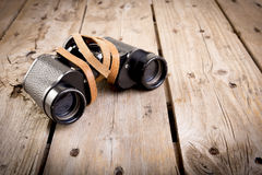 Old Binoculars Stock Photos