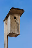 Old birdhouse Royalty Free Stock Image