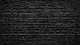 Free Old Black Brick Wall Background. Stock Images - 103017704
