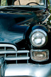 Old black car Royalty Free Stock Images