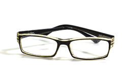 Old Black Eye Glasses Stock Images