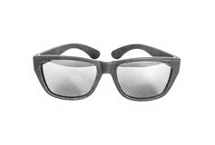 Old black sunglasses  Royalty Free Stock Photo