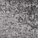Old black velvet as background Stock Photography