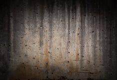 Old black vignetting concrete dirty stone cement cracked wall. Old black vignetting concrete dirty stone cement cracked urban texture royalty free stock photo
