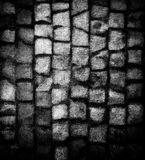 Old black and white grunge background Royalty Free Stock Photography