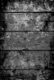 Old black and white grunge background Stock Images