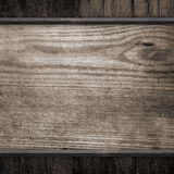 Old black wood background Stock Photo