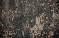 Old black wood texture Stock Photography