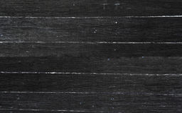 Old black wood texture Stock Images
