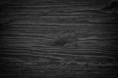 Old black wooden background.Blackboard. gloomy wood texture stock image
