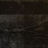 Old black wooden board Stock Image