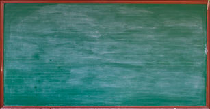 Old blackboard Stock Photo