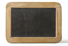 Old blackboard with a wooden frame Royalty Free Stock Photos