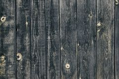 Old blacked knotty wood texture of bumpy cracked boards. Old blacked knotty wood texture. Wooden background of bumpy cracked boards Royalty Free Stock Images
