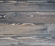 Old blackened boards Royalty Free Stock Image