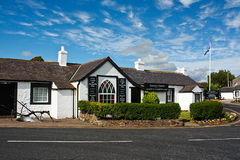 Old Blacksmiths Shop Gretna Green Royalty Free Stock Photos