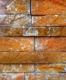 Old Blick pattern Royalty Free Stock Photo