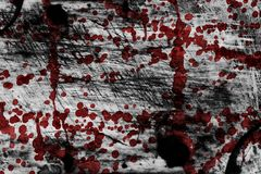 Old bloody grunge. Background texture Stock Images