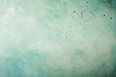 Old blue background with coffee stains Royalty Free Stock Images