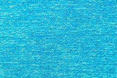 Old blue cloth texture. Beautiful blue mat cloth background texture in high resolution Royalty Free Stock Photography