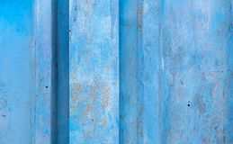 Blue painted background Royalty Free Stock Image