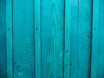 Old blue doors. Wood texture. Texture of metal. Old shabby, irradiated paint Stock Images