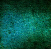 Old blue green canvas texture or background Royalty Free Stock Photo