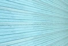 Old, blue grunge wood panels Stock Photos