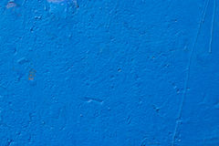 Old Blue Paint Background Royalty Free Stock Photo
