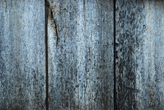 Old blue  painted wood background Stock Photo