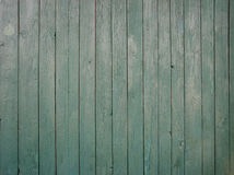 Old blue painted wooden planks Royalty Free Stock Photography