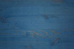 Old blue planks Royalty Free Stock Photo