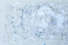 Old blue textures wall background. Perfect background with space.  royalty free stock images