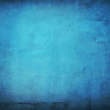 Old blue wall texture Stock Photos