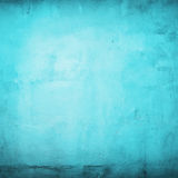 Old blue wall texture stock photo