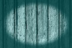 Old blue wood background Royalty Free Stock Photos