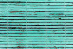 Old blue wood plank background Royalty Free Stock Image