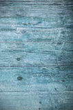 Old blue wood plank background Stock Photo