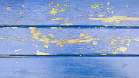 Old blue wood planks texture. Tree background. Batten.  royalty free stock images